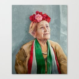 Matriarch Canvas Print