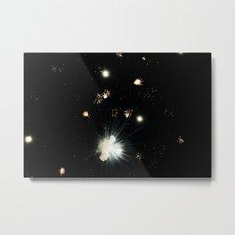 Explosions in the sky... Metal Print