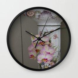 A Bit Of Camo Wall Clock