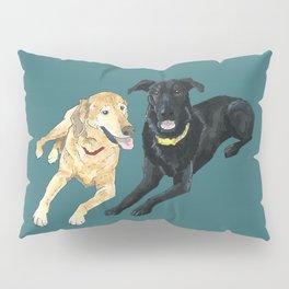 Lab Buddies Pillow Sham