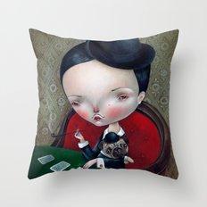 Don Carlino Throw Pillow