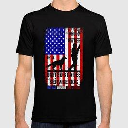 Service Dog Owner Shirt T-shirt