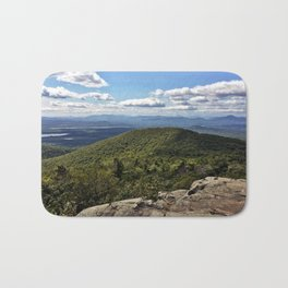 Summit View, Pleasant Mountain, Maine Bath Mat
