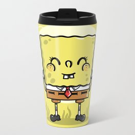 Sponge Bob Metal Travel Mug