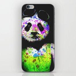Panda Head iPhone Skin