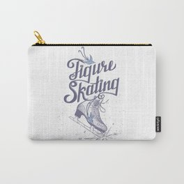 Figure skating Carry-All Pouch