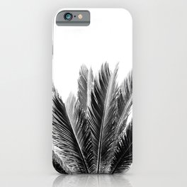 Summer Palm Vibes #2 #tropical #decor #art #society6 iPhone Case