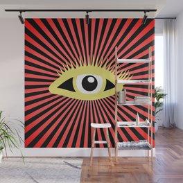 Eye of Providence Wall Mural