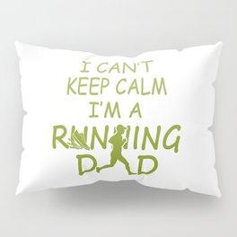 I'M A RUNNING DAD Pillow Sham
