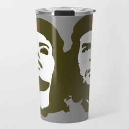 Che Guevara and the woman he loved Travel Mug