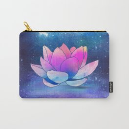 magic lotus flower Carry-All Pouch