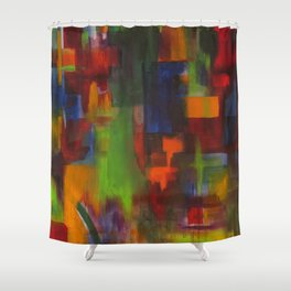 State Shower Curtain