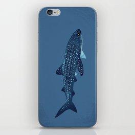 "FINconceivable Still ""Whale Shark"" iPhone Skin"