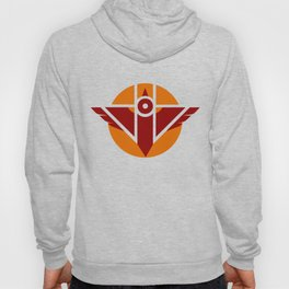 Firebird Insignia (Alternate Coloring 2) Hoody