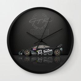 1995 Le Mans Winning McLaren F1 GTR #01R Wall Clock