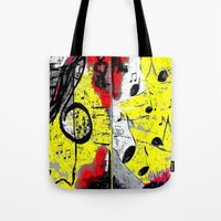 river song Tote Bags featuring Song by sladja