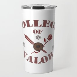 College of Valor Travel Mug
