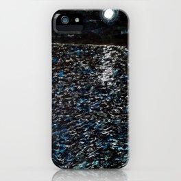 LA MER, CE SOIR iPhone Case