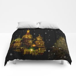 Moscow Night Comforters