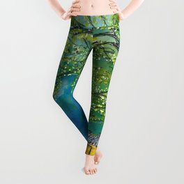 Tennessee Cabriolet Spring Drive Leggings