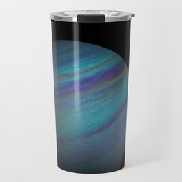 Kepler 421b, An Ice Giant Travel Mug