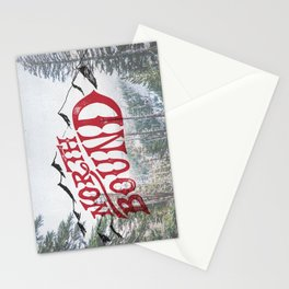 North Bound  Stationery Cards