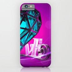 love 2/2 Pink side iPhone 6 Slim Case