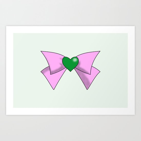 Super Sailor Jupiter Art Print