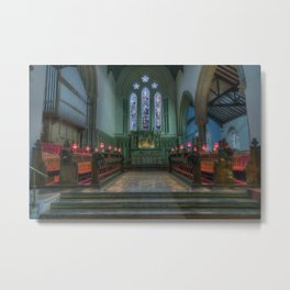 Evening Prayers Metal Print
