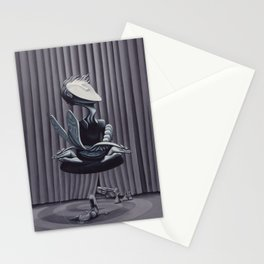 Liberation, With String Stationery Cards