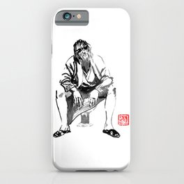 the dude 03 iPhone Case