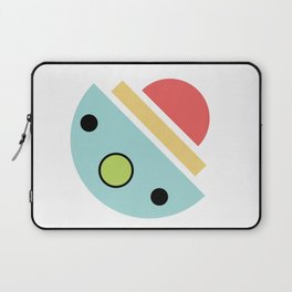 Chatty spaceship Laptop Sleeve