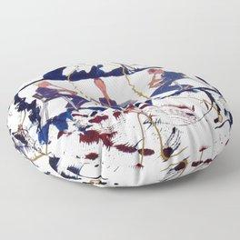 MOZART:  Divertimento for three Basset Horns     by Kay Lipton Floor Pillow