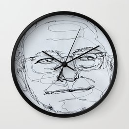 One Liner for Bernie Wall Clock