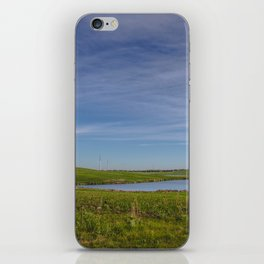 North Dakota Summer iPhone Skin