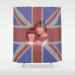 ESC United Kingdom 1982 Shower Curtain