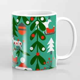 Christmas evergreens Coffee Mug