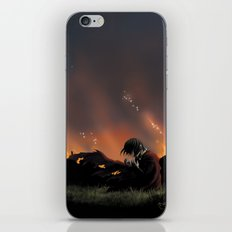 Desolation iPhone & iPod Skin