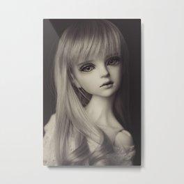 Sforza portrait Metal Print
