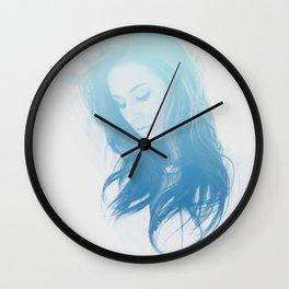 Troian Bellisario Wall Clock