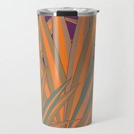 Colorful Agaves Travel Mug