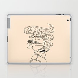 Love or Die Tryin' - Cowhand Black & Cream Laptop & iPad Skin