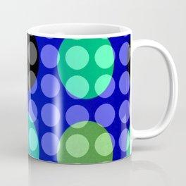 Dots on Elipses Coffee Mug