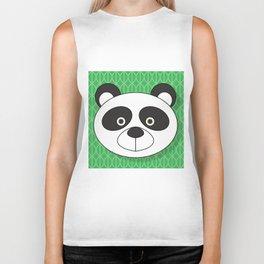 Sweet Panda Biker Tank