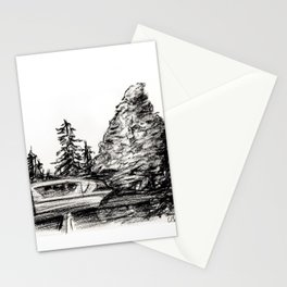 The Matterhorn Stationery Cards