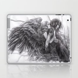 Divide The Sky Laptop & iPad Skin