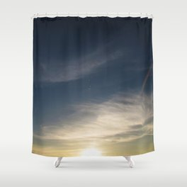 Sky 02 Shower Curtain