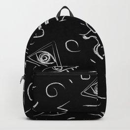 Mystery Eye Backpack