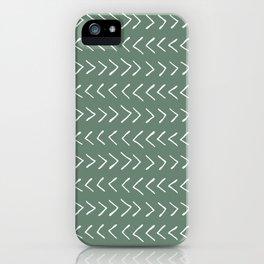 Arrows on Laurel iPhone Case