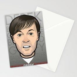 Derek - Derek Stationery Cards